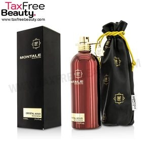 "מונטל קריסטל אוד אדפ אשה 100 מ""ל –  Crystal Aoud By Montale EDP 100 ML for Women"
