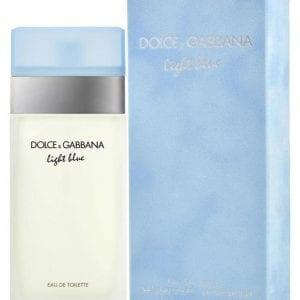 בושם לאשה Dolce Gabbana Light Blue E.D.T 100ml דולצ'ה גבאנה לייט בלו א.ד.ט