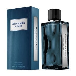 בושם לגבר Abercrombie & Fitch First Instinct Blue 100 ml For Him