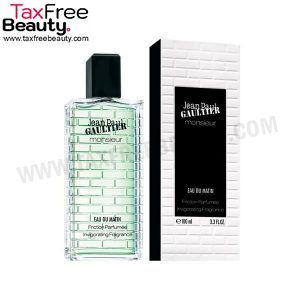 Jean Paul Gaultier Monsieur Eau Du Matin EDT 100 ML Invigorating