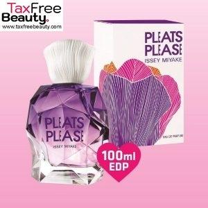 "Issey Miyake Pleats Please Eau De Parfum Spray 100ML איסי מיאקי פליטס פלייז אדפ לאישה 100 מ""ל"