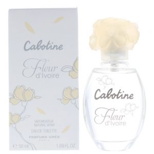 Gres Cabotine Fleur D'ivore Edt Natural Spray 50 Ml, גרס קבוטין פלאור ד'יבורי