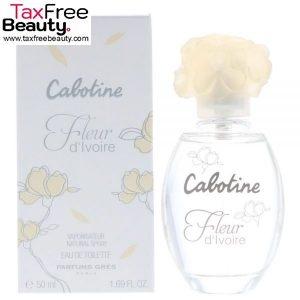 Gres Cabotine Fleur D'ivore Edt Natural Spray 50 Ml, גרס קבוטין פלאור ד'יבורי