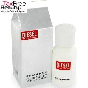 Plus Plus 75 ml edt by Diesel – פלוס פלוס פמינין מבית דיזל לאישה