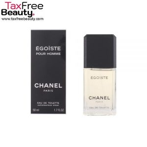 "Chanel Egoiste Cologne EDT 50 ML שאנל אגוייסט א.ד.ט 50 מ""ל"