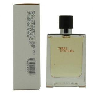 "Terre D'Hermes Cologne Eau De Toilette 100ml Tester- טסטר הרמס טר דה הרמס אדט לגבר 100 מ""ל"