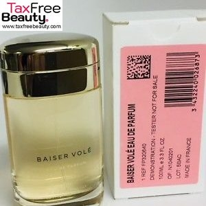 Cartier Baiser Vole By Cartier Eau De Parfum Spray 100 ML tester -טסטר