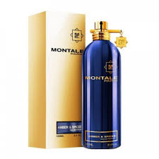 "Montale Amber & Spices 100ml E.D.P מונטל אמבר אנד ספייסס אדפ 100 מ""ל"