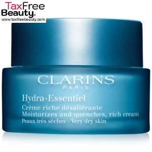 CLARINS H-E Ms and quenches rich crem Very Dry , קלארינס קרם מרווה עשיר לעור יבש