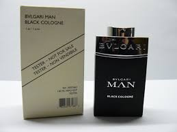 Bvlgari Man Black Cologne 100 ml EDT Tester  – טסטר בולגרי בלאק קולון א.ד.ט
