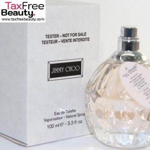 Jimmy Choo Perfume for Women Eau De Toilette Spray 100 ML TESTER -טסטר