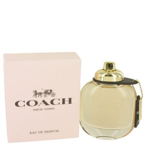 Coach by Coach, 90 ML Eau De Parfum Spray for Women, קואץ' ביי קואץ' א.ד.פ.