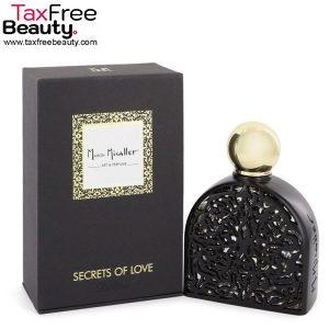 M. Micallef Secrets of Love Delice for Women Eau De Parfum Spray 75 ML, מ מיקאלף סיקרטס אוף לווב