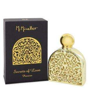 M. Micallef Passion Edp Eau De Parfum Spray Unisex 75ml , מ מיקאלף פשיון יוניסקס א.ד.פ.