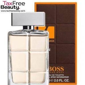 "Hugo Boss Boss Orange Man Eau De Toilette Spray 60ml הוגו בוס אורנג' לגבר א.ד.ט 60 מ""ל"