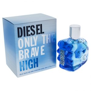 "Diesel Only the Brave High Cologne by Diesel 75 Ml EDT Spay for Men דיזל אונלי דה ברייב 75 מ""לבושם לגבר"