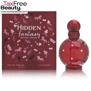Britney Spears Hidden Fantasy EDP 50 Ml בריטני ספירס איידן פנטסטי לאישה