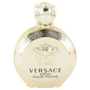 "tester Versace Eros pour Femme 100ml E.D.P טסטר ורסצ'ה ארוס 100 מ""ל"
