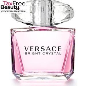"Versace Bright Crystal Perfume 200 Ml EDT Spay W ורסצ'ה ברייט קריסטל 200 מ""לבושם לאישה"