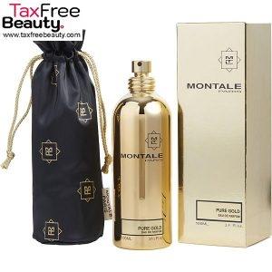 Montale Pure Gold By Montale E.D.P Spray 100 ML בושם לאשה