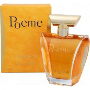 Lancome Women's Perfume – Poeme  100 ML L'Eau De Parfum – Women לנקום בושם לאישה