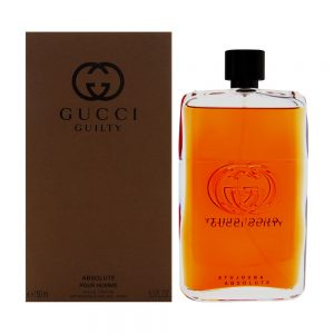 Gucci Guilty Absolute Eau De Parfum Spray 150ml גוצ'י בושם לגבר