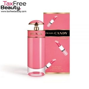 Prada Candy Gloss 2.7oz75ML Eau de Toilette, פרדה קנדי גלוס