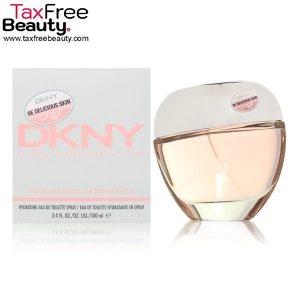 בושם לאשה DKNY Delicious Skin Fresh Blossom E.D.T 100ml דונה קארן בי דלישייס סקין פרש בלוסום או דה טואלט