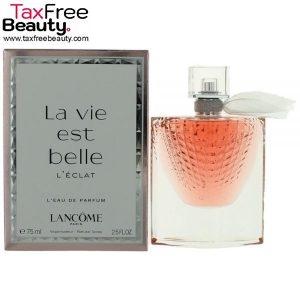 """Lancome La vie est Belle L'Eclat de Parfum , 75 ML . לה ויה בל אקלה BELLE EST VIE LA ECLAT אדפ, 75 מ""""ל"""