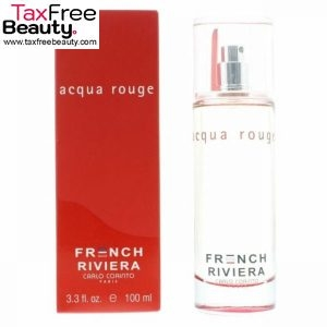 Carlo Corinto French Riviera Acqua Rouge 100ML EDT Spray For Women
