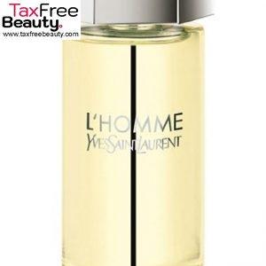 """Yves Saint Laurent L Homme by Yves Saint Laurent for Men – Eau de Toilette, 200 ml איב סאן לורן ל'הום לגבר 200 מ""""ל"""