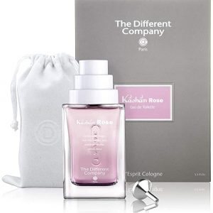 The Different Company Kashan Rose by The Different Company Eau De Toilette 100 ML  Spray דה דיפרנט קומפני או דה טואלט