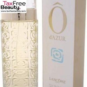 """Lancome Women's Perfume EDT – O D'Azur 120 ML . Eau De Toilette – Women לנקום נשים פרפיום א.ד.ט 120 מ""""ל לאישה"""