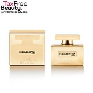 Dolce & Gabbana THE ONE Eau De Parfum Spray, 2014 Limited Edition Gold Bottle,50 ML דולצ'ה וגבאנה דה וואן א.ד.פ