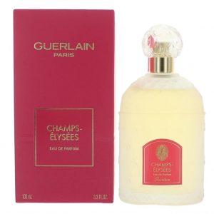 """בושם לאשה 100 מ""""ל גרלין צ'אמפ Guerlain Champs Elysees spray E.D.P 100ml"""