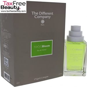 "The Different Company Tokyo Bloom EDT 100ml דה דיפרנט קומפני טוקיו בלום א.ד.ט 100 מ""ל"
