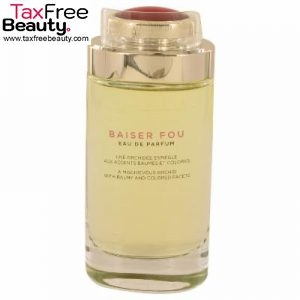 Cartier Baiser Fou Perfume 75 ml Eau De Parfum  (Tester) for Women טסטר קרטייה א.ד.פ לאישה