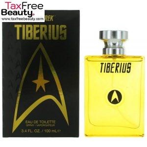 """Star Trek TIBERIUS א.ד.ט לגבר 100 מ""""ל"""