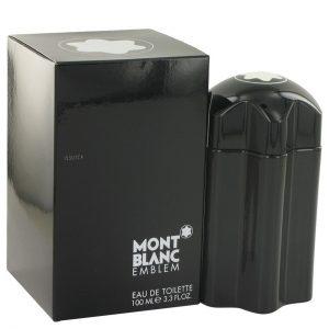 Mont Blanc Emblem Eau de Toilette Spray for Men 100ML מון בלאן או דה טואלט בושם לגבר