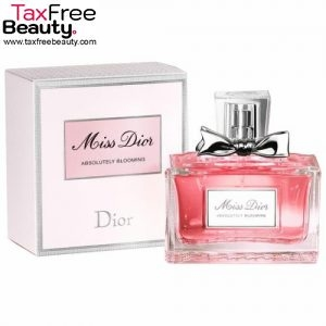 "Christian Dior  Miss Dior Absolutely Blooming By Eau De Parfum Spray  100 ML, מיס דיור אבסלוטלי בלומינג אדפ לאישה 100 מ""ל – כריסטיאן דיור"