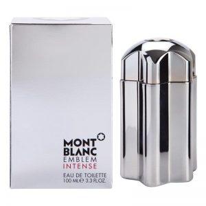 Mont Blanc Emblem Intense Eau De Toilette Spray 100ml מון בלאן לגבר