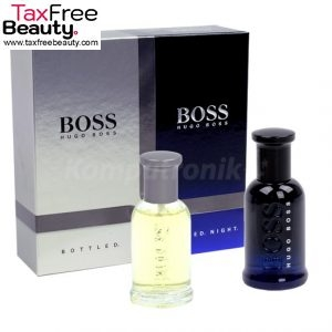 Hugo Boss Gift Set 30ml Edt Bottled + 30ml Edt Bottled Night
