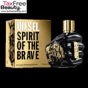 Diesel Spirit Of The Brave Edt 75 Ml דיזל ספיריט אוף דה ברייב בושם לגבר