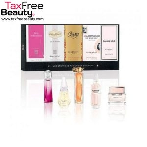 Givenchy Les Creations Parfums De Givenchy by Givenchy for Women, 5 Pc Min Gift Set
