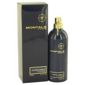 "MONTALE Chypre Vanille Eau de Parfum Spray 100 ML מונטאל ואנילה או דה פרפיום ספריי 100 מ""ל"
