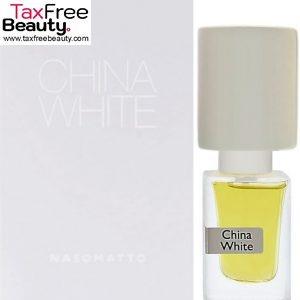 """Nasomatto China White Extrait EDP 30 ML נאסומטו צ'יינה וויט אדפ יוניסקס 30 מ""""ל"""