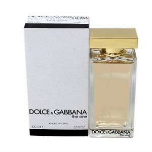 TESTER Dolce and Gabbana THE ONE EDT  100 ML , דולצ'ה וגבאנה טסטר