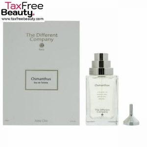"The Different Company Perfume Mulher The Different Company Osmanthus Woman EDT 100ml דה דיפרנט קומפני 100 מ""ל בושם לאישה"