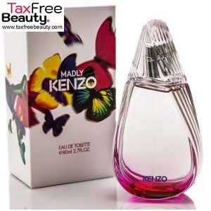 Kenzo Madly Women's 80ML Eau de Toilette Spray קנזו לאישה