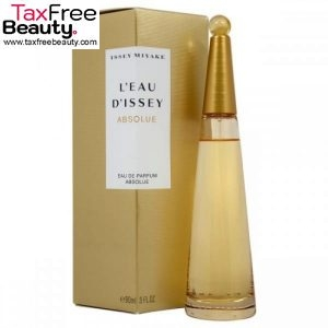 "Issey Miyake Leau dIssey Absolue Women Eau de Parfum Spray 90ML איסי מיאקי לאו דאאבסולו אדפ לאישה 90 מ""ל"